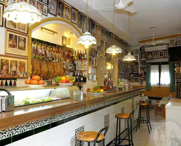 Casa Ricardo en Sevilla