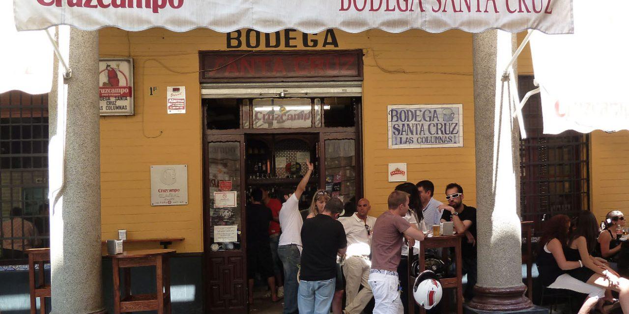 Bodega Santa Cruz-Las Columnas (Sevilla)