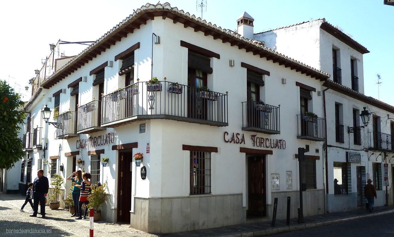 Casa torcuato granada for Casa relax granada