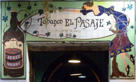 Tabanco El Pasaje (Jerez)