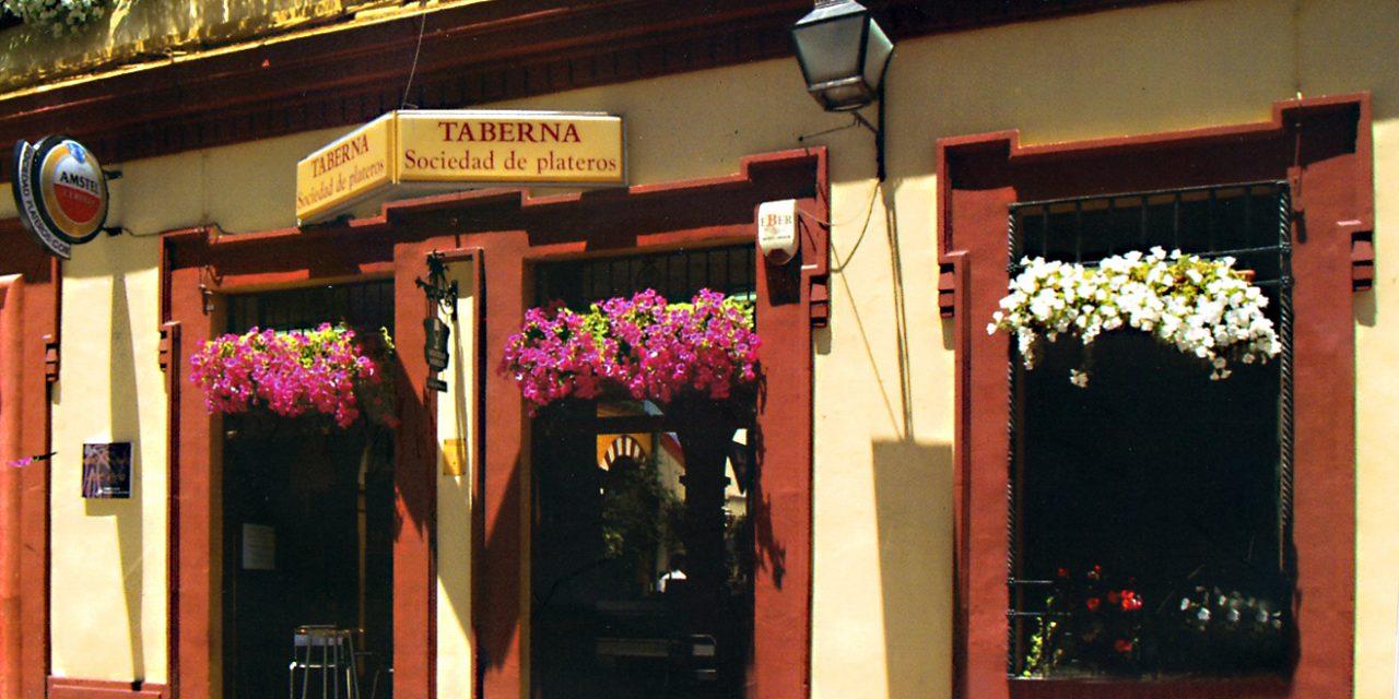 Taberna Sociedad Plateros María Auxiliadora (Córdoba)