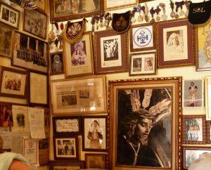 Las paredes de La Fresquita