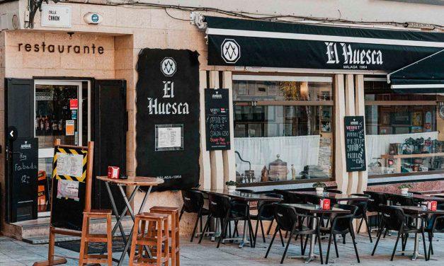 El Huesca (Málaga)