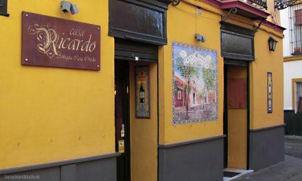 Casa Ricardo – Antigua Casa Ovidio (Sevilla)